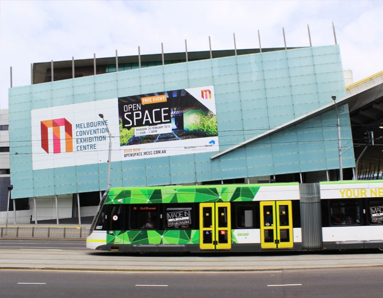 Melbourne Convention and Exhibition Centre — Open Space