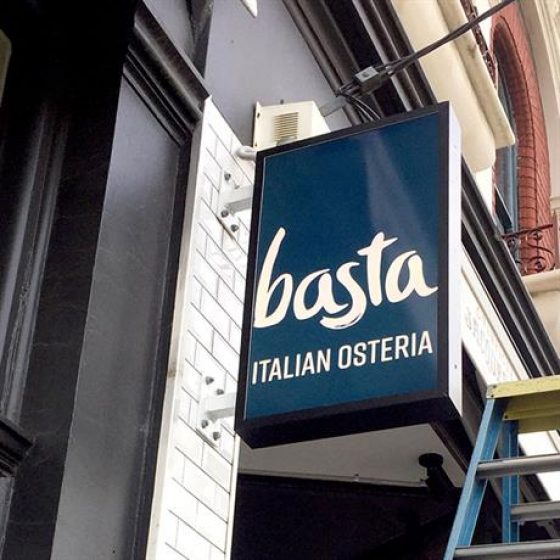 Basta – a new look for a Fitzroy fave