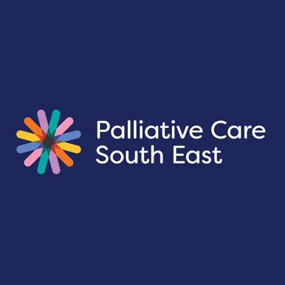 Palliative Care South East — rebranding a healthcare organisation